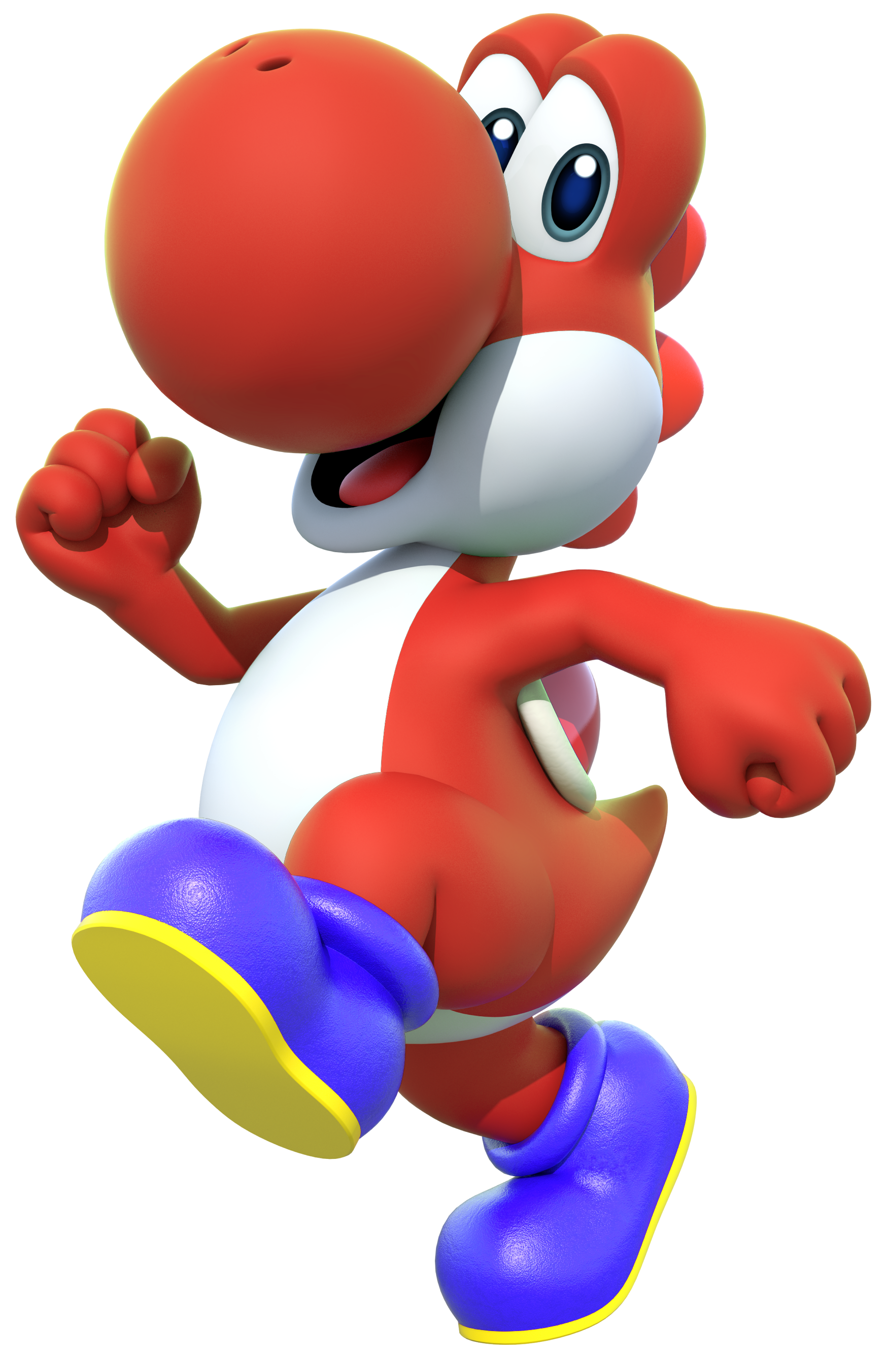 Roter Yoshi Mariowiki Fandom Powered By Wikia