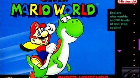 Super Mario World Music King Bowser Boss Fight