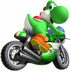 Yoshi Mach Bike