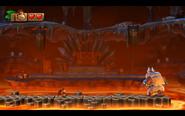 DKCTF Screenshot König Qual 3