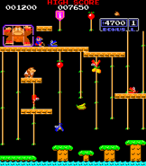 Donkey Kong Jr. screencap