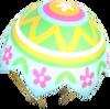MKT Parachœuf coloré