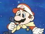 Amada Anime Serie: Super Mario Bros.