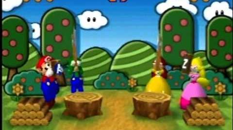 Mario Party 3 2 vs