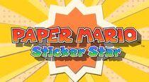 Paper Mario Stickers star