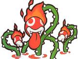 Piraña Lava