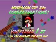 MK64 Screenshot Pilz-Cup