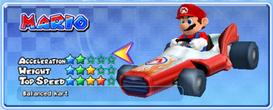 MKAGP2 Screenshot Mario Spezialkart