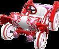 MKT Carrosse Royal rouge