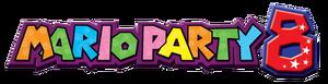 Mario Party 8 (logo)