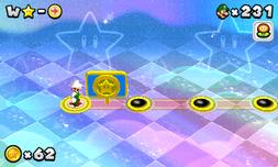 Mundo estrella de New Super Mario Bros. 2