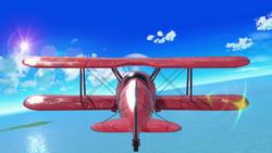 SSBU Pilotwings