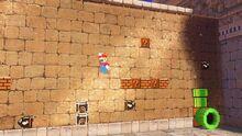 Tuyau 8-bit pays des sables