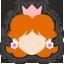 Icône Daisy rose Ultimate