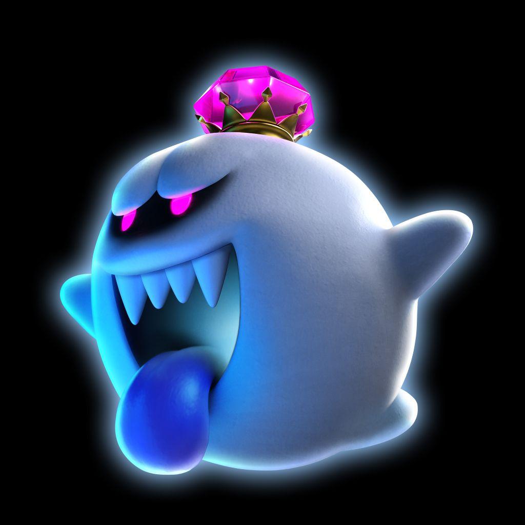 King Boo Mariowiki Fandom