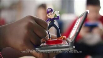 Mario Party Star Rush Amibos Add To the Fun Now Available 3DS 15 US TV Commercial