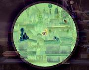 SSBB Screenshot Luigis Negativladung