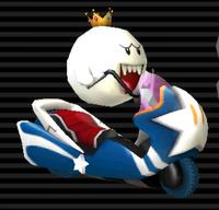 Scoot Comète Roi Boo