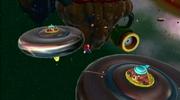 Topo Rocky en Super Mario Galaxy