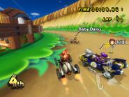 DK Mountain - Racing - Mario Kart Wii