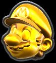 MKT Icône Mario d'or
