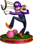 MP5 Artwork Waluigi