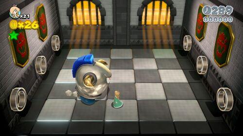 Monde 7-B 3D World