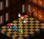SMRPG Screenshot Full House