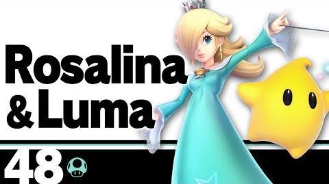 48 Rosalina & Luma – Super Smash Bros