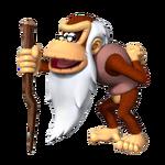 Cranky Kong - DK Jungle Climber