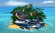 DKCTF Screenshot Marmaloupe (Insel)