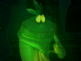 Müllkübel-Geist