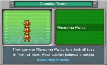 BISDX- Goomba Tower