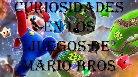 Curiosidades Sobre Mario bros (parte 1)