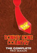 Donkey Kong Country The Complete First Season (DVD)