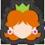 Icône Daisy vert Ultimate