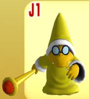 Magikoopa jaune Sluggers