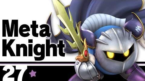 27 Meta Knight – Super Smash Bros