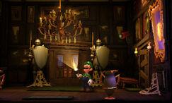 Gaming luigis mansion 2 screen 2