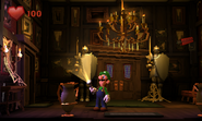 Looking Around the Mansion - E3 2011 Trailer - Luigi's Mansion Dark Moon