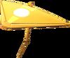 MKT Deltaplane Standard doré