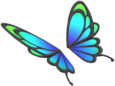 MKT Sprite Schmetterlingsflügel