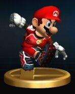 Mario Futbolista Trofeo SSBB