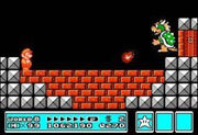 SMB3 Screenshot Bowser