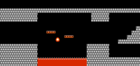 SMB World 7-4 NES 1