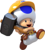 SMM2-Toad