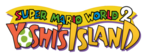 Super-Mario-World-2-Yoshis-Island-Logo