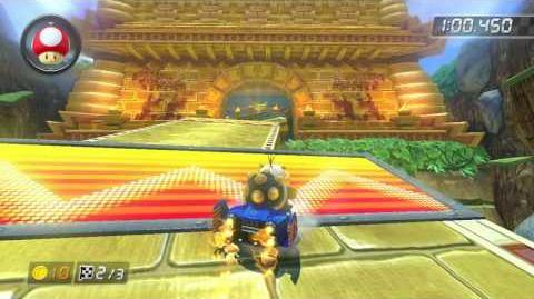 3DS DK Jungle - 1-57.788 - AS◆デイビッド (Mario Kart 8 World Record)