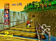 Jungle DK - MK64 4