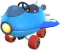 MKT Jet bleu